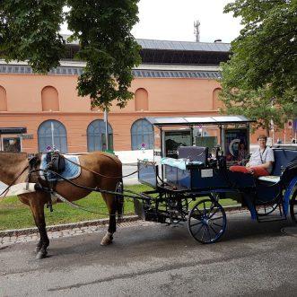 Innsbrucker Chessfestival – Abfahrt, Abfahrt